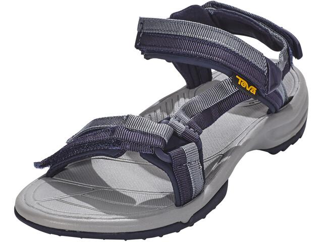 f54fb275f1f Teva Terra Fi Lite Sandaler Damer grå/sort | Find outdoortøj, sko ...